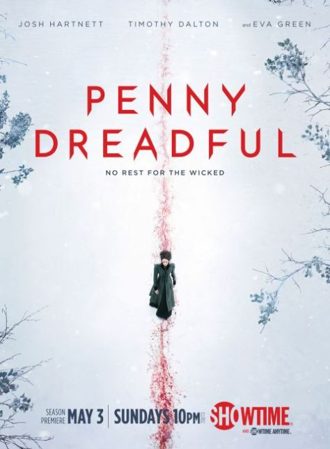 Poster - Penny Dreadful - S2