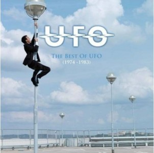 """The Best Of UFO (1974-1983)"" by UFO"