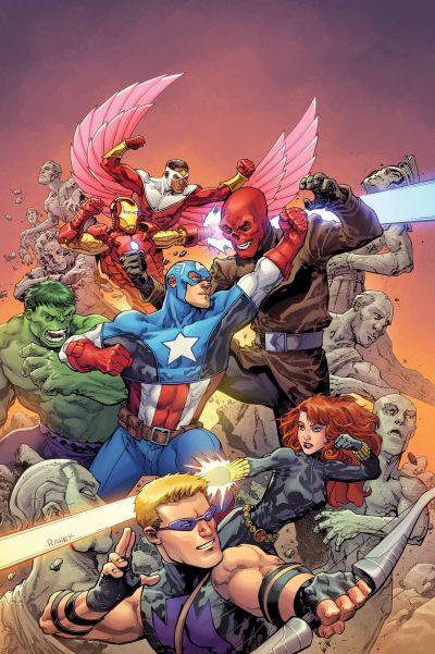 """""""Avengers Vs."""" #1"""