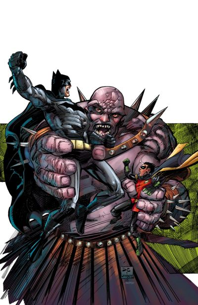 """Convergence: Batman and Robin"" #2"