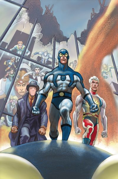 Comic - Convergence - Blue Beetle 2 - 2015