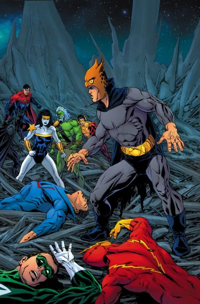 Comic - Convergence - Crime Syndicate 2 - 2015