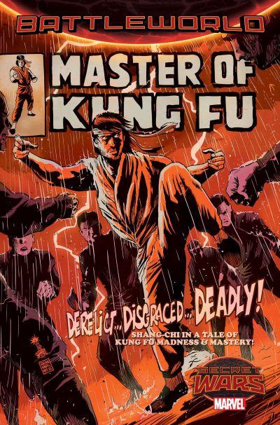 """Master Of Kung-Fu"" #1"