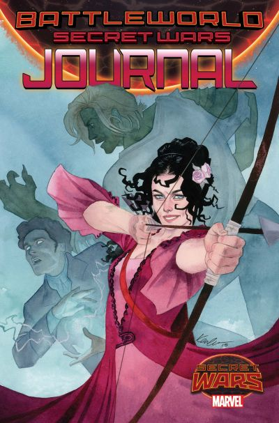 """Secret Wars Journal"" #1"