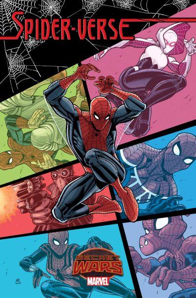 """""""Spider-verse"""" #1"""