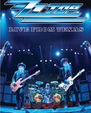 """""""Live From Texas"""" (DVD) by ZZ Top"""