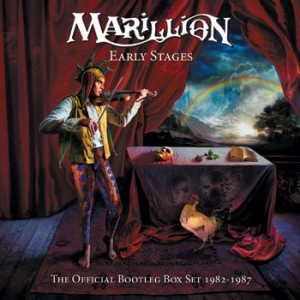 """Early Stages"" – The Official Bootleg Boxed Set 1982-1987 by Marillion"
