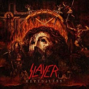 CD - Slayer - Repentless