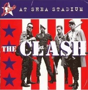 """Live At Shea Stadium"" by The Clash"