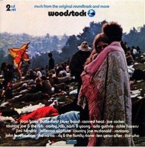 """Woodstock"" Original Soundtrack from the Film (remaster) by Various Artists"