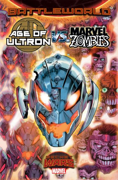 """Age of Ultron vs Marvel Zombies"" #1"