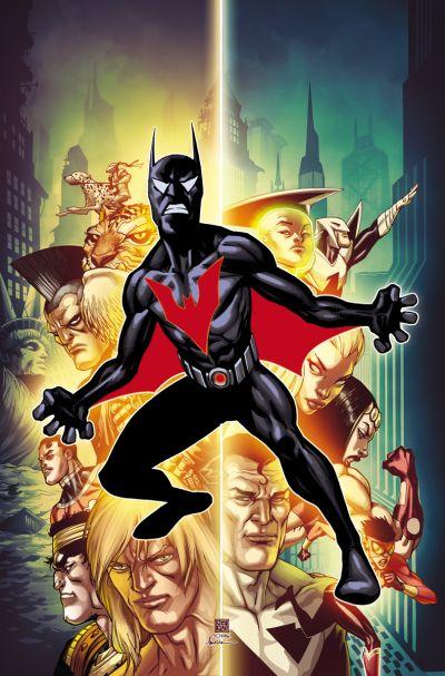 Comic - Batman Beyond 1 - 2015