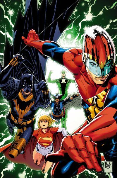 Comic - Earth 2 Society 1 - 2015