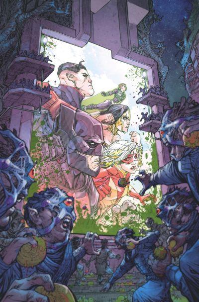 Comic - Justice League 3000 1 - 2015