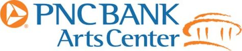 pnc bank arts center logo