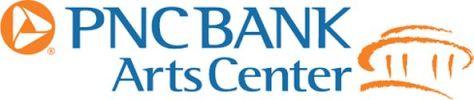 pnc bank arts center logo