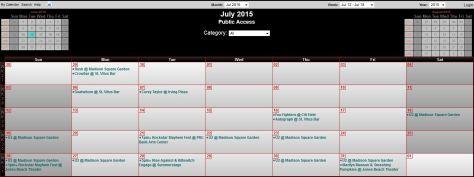 Photo - PiercingMetal Legacy Calendar - 2015