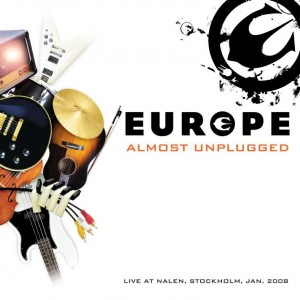 """Almost Unplugged"" by Europe"