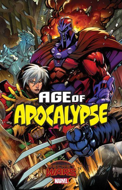 """""""Age Of Apocalypse"""" #1"""