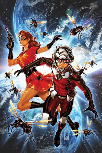 Comic - Ant-Man Last Days 1 - 2015