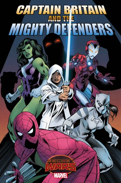 """Captain Britain and The Mighty Defenders"" #1"