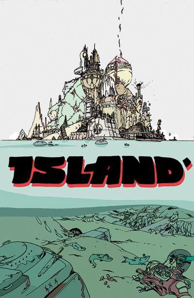 """Island"" #1"