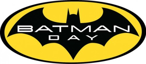 Logo - Batman Day