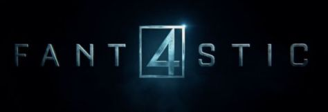 fantastic four movie logo
