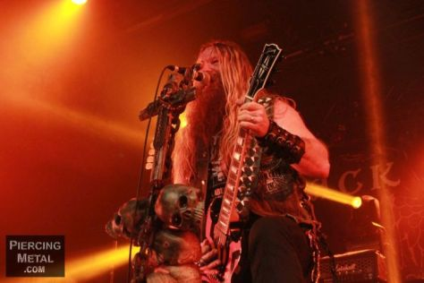 black label society, black label society live photos