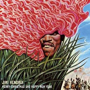 """Merry Christmas & Happy New Year"" by Jimi Hendrix"