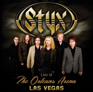 """Live At The Orleans Arena Las Vegas"" by Styx"