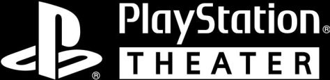playstation theater logo bw