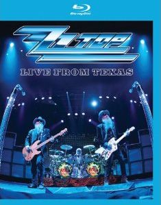 """Live From Texas"" [Blu-ray] by ZZ Top"