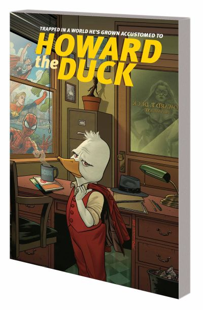 Book - Howard The Duck - 2015