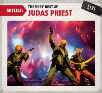 """Setlist: The Very Best Of Judas Priest – Live"" by Judas Priest"
