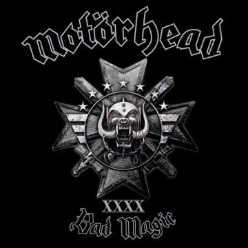 CD - Motorhead - Bad Magic