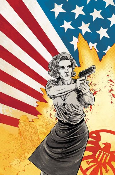 Comic - 50 SHIELD - Agent Carter 1- 2015