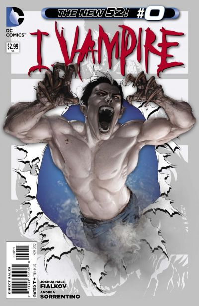 Comic - I Vampire 0 - 2012