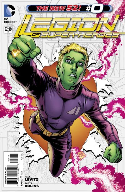Comic - LSH 0 - 2012