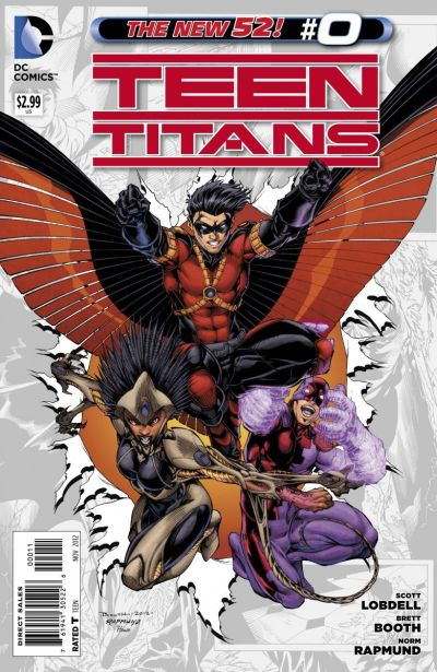 Comic - Teen Titans 0 - 212