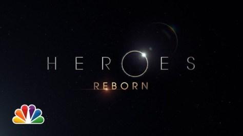 Logo - Heroes Reborn - 2015