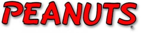 Logo - Peanuts
