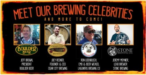 Photo - Brewmasters for Lebrewski Cruise - 2016