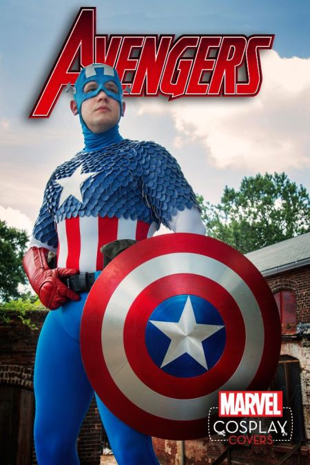 Avengers #0 Cosplay Variant by Michael Cox