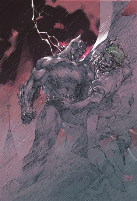 Comic - Batman Europa 1 - 2015
