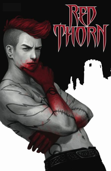 Comic - Red Thorn 1 - 2015