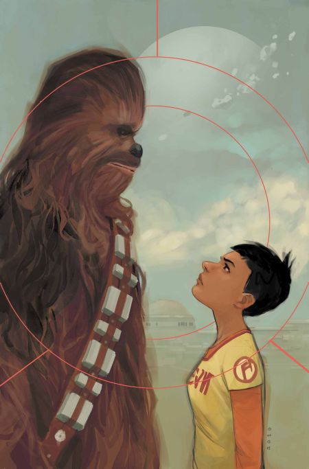 """Star Wars Chewbacca"" #2"