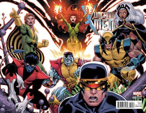 """Uncanny X-Men"" #600 Variant by Ed McGuinness"