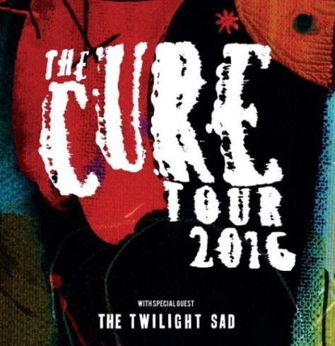 Tour - The Cure - 2016
