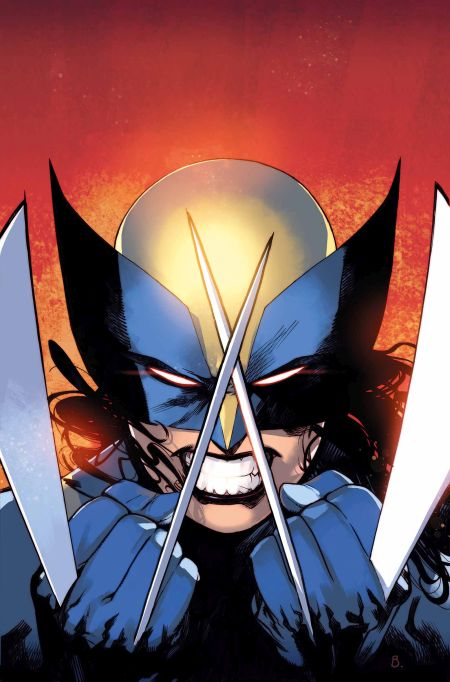 """""""All-New Wolverine"""" #1"""